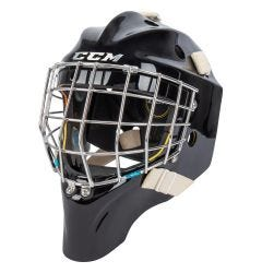 CCM Axis Pro Senior Certified Straight Bar Goalie Mask