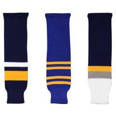 CCM S100 Old Buffalo Sabres Hockey Socks