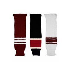 CCM S100 Arizona Coyotes Knit Hockey Socks