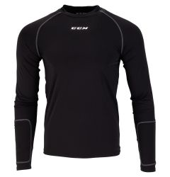 CCM Pro 360 Compression Senior Long Sleeve Shirt
