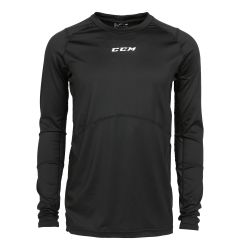 CCM Compression Top Grip Senior Long Sleeve Shirt