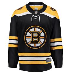 Boston Bruins Fanatics Breakaway Adult Hockey Jersey