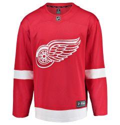 Detroit Red Wings Fanatics Breakaway Adult Hockey Jersey