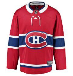 Montreal Canadiens Fanatics Breakaway Adult Hockey Jersey