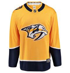 Nashville Predators Fanatics Breakaway Adult Hockey Jersey