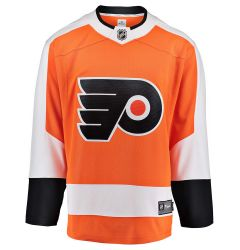 Philadelphia Flyers Fanatics Breakaway Adult Hockey Jersey