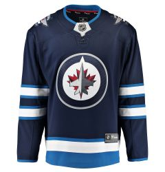 Winnipeg Jets Fanatics Breakaway Adult Hockey Jersey