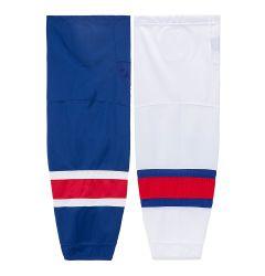 New York Rangers Stadium Mesh Hockey Socks