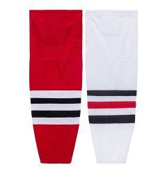Chicago Blackhawks Stadium Mesh Hockey Socks