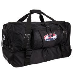 Force Officiating 30in. Premium Referee Hockey Rolling Bag