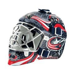 Columbus Blue Jackets Franklin Mini Goalie Mask