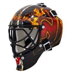 New Jersey Devils Franklin Mini Goalie Mask