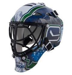 Vancouver Canucks Franklin Mini Goalie Mask