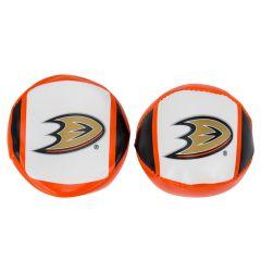 Franklin Anaheim Ducks NHL Soft Sport Ball & Puck Set
