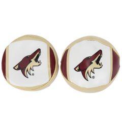 Franklin Arizona Coyotes NHL Soft Sport Ball & Puck Set