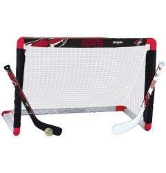 Arizona Coyotes Franklin NHL Mini Hockey Goal Set