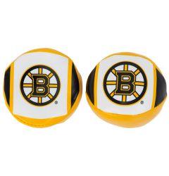 Franklin Boston Bruins NHL Soft Sport Ball & Puck Set