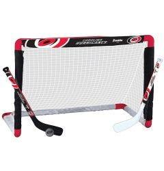 Carolina Hurricanes Franklin NHL Mini Hockey Goal Set