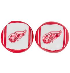 Franklin Detroit Red Wings NHL Soft Sport Ball & Puck Set