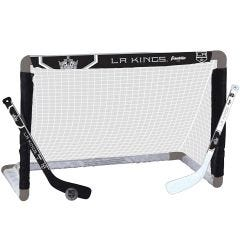 Los Angeles Kings Franklin NHL Mini Hockey Goal Set