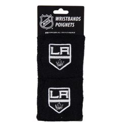 Franklin Los Angeles Kings NHL Wristbands - 2 Pack