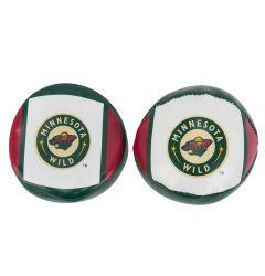 Franklin Minnesota Wild NHL Soft Sport Ball & Puck Set