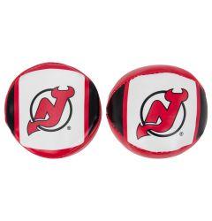 Franklin New Jersey Devils NHL Soft Sport Ball & Puck Set