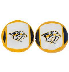 Franklin Nashville Predators NHL Soft Sport Ball & Puck Set