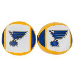 Franklin St. Louis Blues NHL Soft Sport Ball & Puck Set