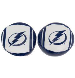 Franklin Tampa Bay Lightning NHL Soft Sport Ball & Puck Set
