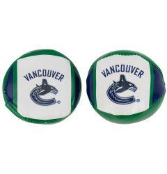 Franklin Vancouver Canucks NHL Soft Sport Ball & Puck Set