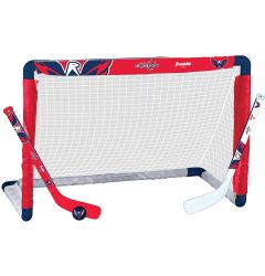 Washington Capitals Franklin NHL Mini Hockey Goal Set