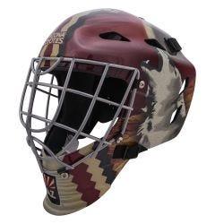 Arizona Coyotes Franklin GFM 1500 Goalie Face Mask