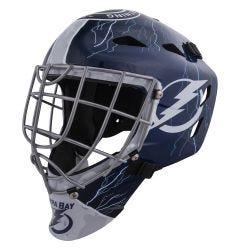 Tampa Bay Lightning Franklin GFM 1500 Goalie Face Mask
