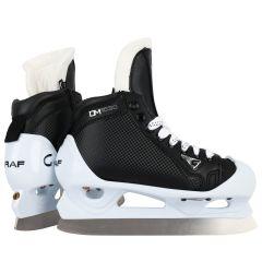 Graf DM1030 Senior White Goalie Skates