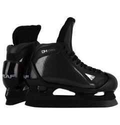 Graf DM1080 Senior Black Goalie Skates