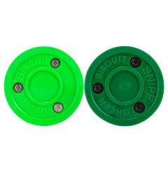 Green Biscuit Training Puck Combo Pack