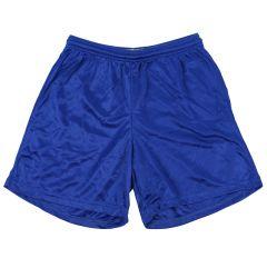 Alleson 580P Adult Nylon Mesh Shorts
