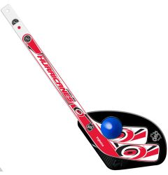 Carolina Hurricanes 1 On 1 Mini Hockey Set