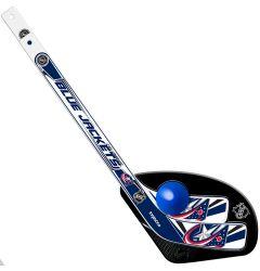 Columbus Blue Jackets 1 On 1 Mini Hockey Set