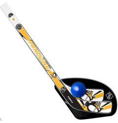 Pittsburgh Penguins 1 On 1 Mini Hockey Set