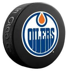 Edmonton Oilers Basic Souvenir Puck