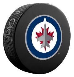 Winnipeg Jets Basic Souvenir Puck