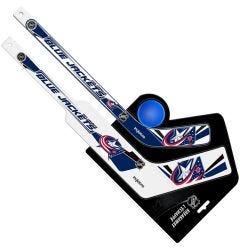 Columbus Blue Jackets Breakaway Mini Hockey Set