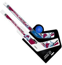 Colorado Avalanche Breakaway Mini Hockey Set