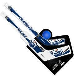 Edmonton Oilers Breakaway Mini Hockey Set