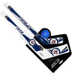 Winnipeg Jets Breakaway Mini Hockey Set