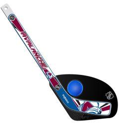 Colorado Avalanche Hat Trick Mini Hockey Set