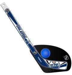 Edmonton Oilers Hat Trick Mini Hockey Set