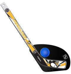 Pittsburgh Penguins Hat Trick Mini Hockey Set